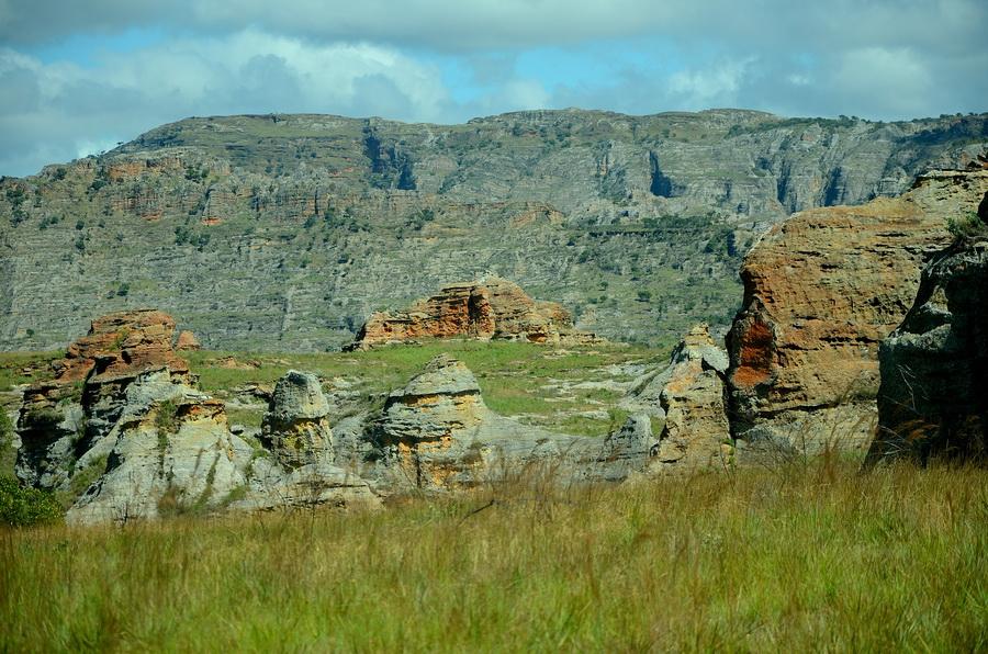 Скалы Ни сало ни мясо — национальный парк Изало на Мадагаскаре Ни сало ни мясо — национальный парк Изало на Мадагаскаре DSC 5690